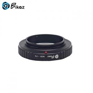 FIKAZ , adaptor de la obiective montura M39 la body montura Fujifilm X7