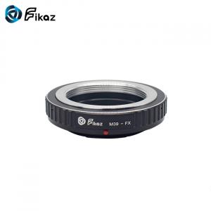 FIKAZ , adaptor de la obiective montura M39 la body montura Fujifilm X1