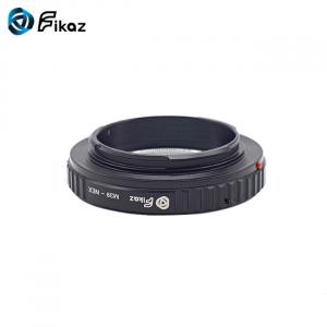 FIKAZ , adaptor de la obiective montura M39 la body montura Sony E (NEX) [6]