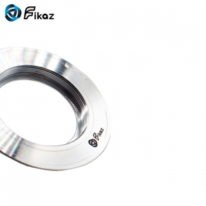 FIKAZ , adaptor de la obiective montura M42 la body montura Canon EF5