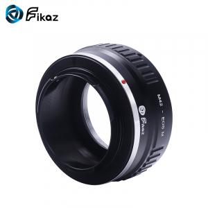 FIKAZ , adaptor de la obiective montura M42 la body montura Canon EOS M3