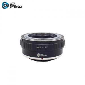 FIKAZ , adaptor de la obiective montura M42 la body montura Fujifilm X1