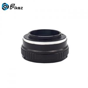FIKAZ , adaptor de la obiective montura M42 la body montura Fujifilm X7