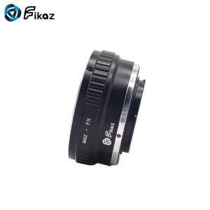 FIKAZ , adaptor de la obiective montura M42 la body montura Fujifilm X6