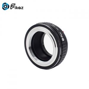 FIKAZ , adaptor de la obiective montura M42 la body montura Olympus / Panasonic Micro 4/3 (MFT)3