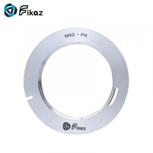 FIKAZ , adaptor de la obiective montura M42 la body montura Pentax PK0