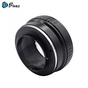 FIKAZ ,  adaptor de la obiective montura Nikon F la body montura Fujifilm X3