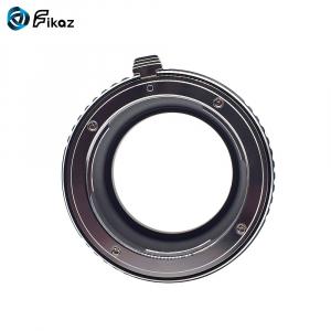 FIKAZ ,  adaptor de la obiective montura Nikon F la body montura Fujifilm X4
