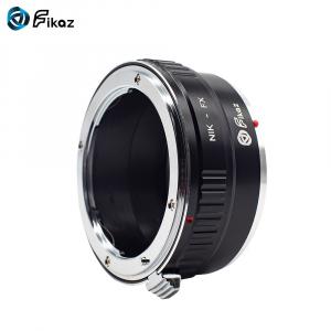 FIKAZ ,  adaptor de la obiective montura Nikon F la body montura Fujifilm X2
