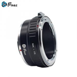 FIKAZ ,  adaptor de la obiective montura Nikon F la body montura Fujifilm X6