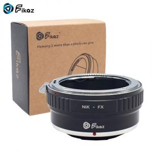 FIKAZ ,  adaptor de la obiective montura Nikon F la body montura Fujifilm X0