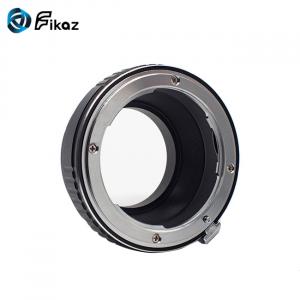 FIKAZ , adaptor de la obiective montura Nikon F la body montura Olympus / Panasonic Micro 4/3 (MFT) [3]