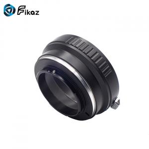 FIKAZ , adaptor de la obiective montura Nikon F la body montura Olympus / Panasonic Micro 4/3 (MFT)4