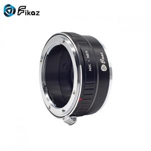 FIKAZ , adaptor de la obiective montura Nikon F la body montura Sony E (NEX)3