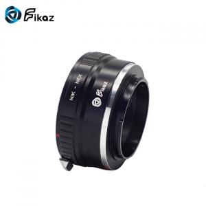 FIKAZ , adaptor de la obiective montura Nikon F la body montura Sony E (NEX)2