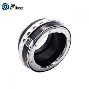 FIKAZ , adaptor de la obiective montura Nikon G la body montura Fujifilm X4