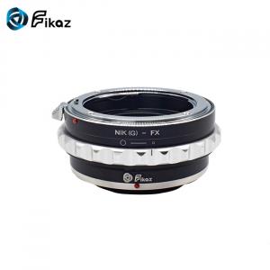 FIKAZ , adaptor de la obiective montura Nikon G la body montura Fujifilm X1