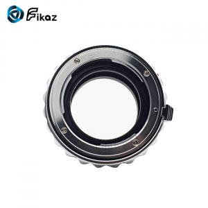FIKAZ , adaptor de la obiective montura Nikon G la body montura Fujifilm X2