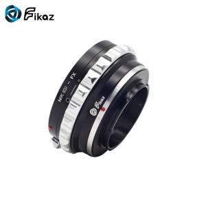 FIKAZ , adaptor de la obiective montura Nikon G la body montura Fujifilm X5