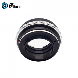 FIKAZ , adaptor de la obiective montura Nikon G la body montura Fujifilm X3