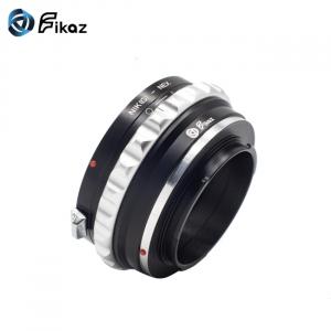 FIKAZ , adaptor de la obiective montura Nikon G la body montura Sony E ( NEX)3