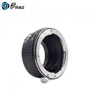 FIKAZ , adaptor de la obiective montura Pentax K la aparat montura Fujifilm X2