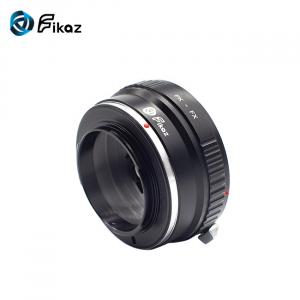 FIKAZ , adaptor de la obiective montura Pentax K la aparat montura Fujifilm X3