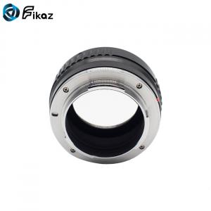 FIKAZ , adaptor din Cupru de la obiective montura M42 la body montura Sony E (NEX )3