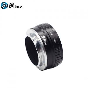 FIKAZ , adaptor din Cupru de la obiective montura M42 la body montura Sony E (NEX )5