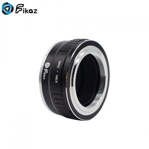 FIKAZ , adaptor din Cupru de la obiective montura M42 la body montura Sony E (NEX )4