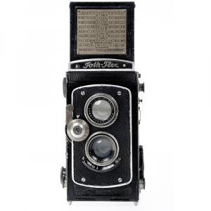 Foth-Flex II Foth Anastigmat 3,5/75mm0