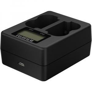 FUJIFILM BC-W235 Incarcator pentru 2 acumulatori foto NP-W2350