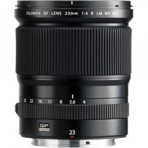 Fujifilm GF 23mm f/4 R LM WR0