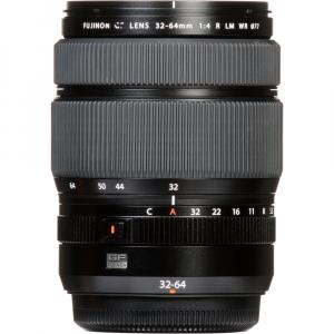 Fujifilm GF 32-64mm f/4 R LM WR2
