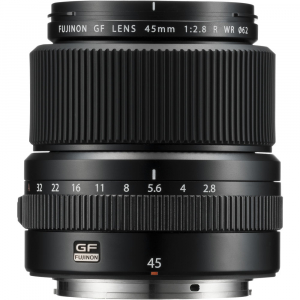 Fujifilm GF 45mm f/2.8 R WR1