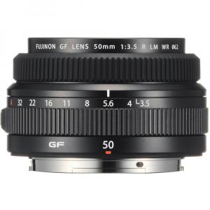 Fujifilm GF 50mm f/3.5 R LM WR2