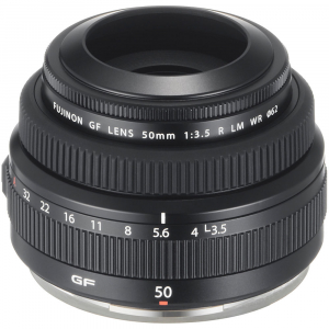 Fujifilm GF 50mm f/3.5 R LM WR0