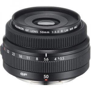 Fujifilm GF 50mm f/3.5 R LM WR1
