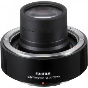Fujifilm GF Teleconvertor 1.4X TC WR -teleconvertor format mediu montura GF0
