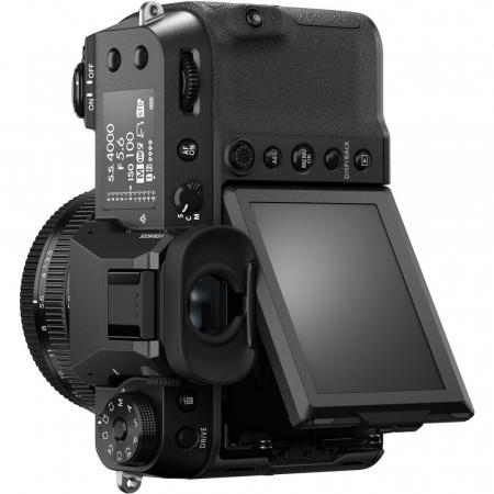 Fujifilm GFX 100S Body - Aparat Foto Mirrorless, 102MP Format Mediu, 4K [9]