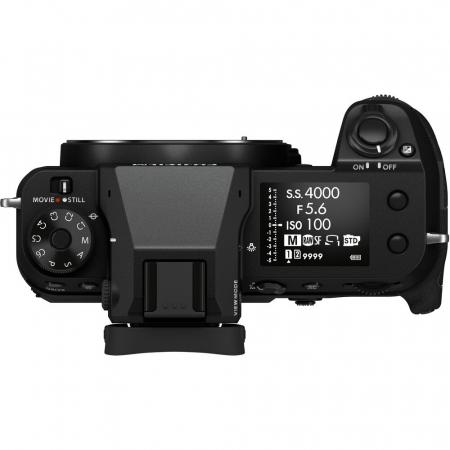Fujifilm GFX 100S Body - Aparat Foto Mirrorless, 102MP Format Mediu, 4K [2]