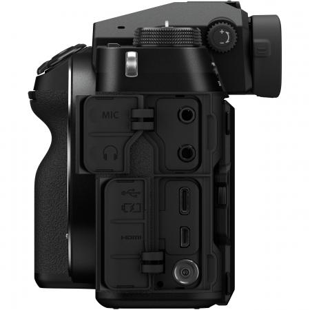 FUJIFILM GFX 50S II - Cameră Foto Mirrorless (body) - Aparat 51.4MP Format Mediu, Full HD [5]