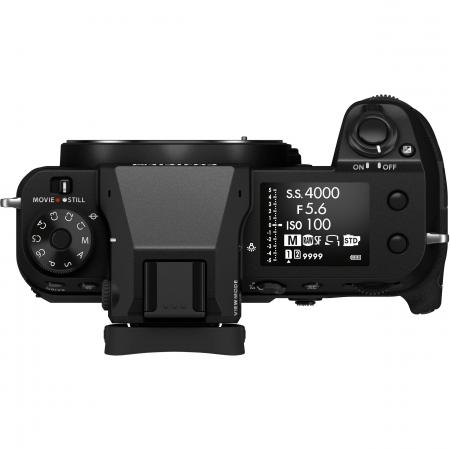 FUJIFILM GFX 50S II - Cameră Foto Mirrorless (body) - Aparat 51.4MP Format Mediu, Full HD [2]