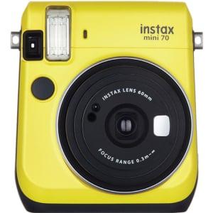 Fujifilm Instax Mini 70 - Aparat Foto Instant galben (Canary Yellow) [0]