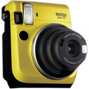 Fujifilm Instax Mini 70 - Aparat Foto Instant galben (Canary Yellow) [1]