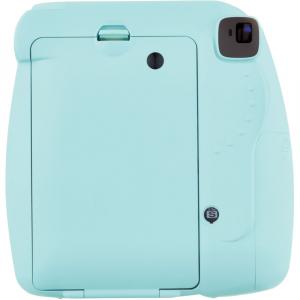 Fujifilm Instax Mini 9 - Aparat Foto Instant Albastru glaciar (Ice Blue) [3]