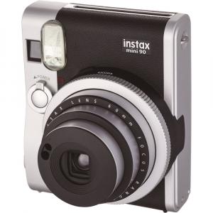 Fujifilm Instax Mini 90 Neo Classic - Aparat Foto Instant negru (Black)2