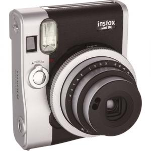 Fujifilm Instax Mini 90 Neo Classic - Aparat Foto Instant negru (Black)0