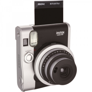 Fujifilm Instax Mini 90 Neo Classic - Aparat Foto Instant negru (Black)4