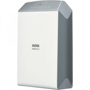 Fujifilm Instax Share SP-2 - imprimanta foto portabila Wi-Fi argintiu (Silver)2